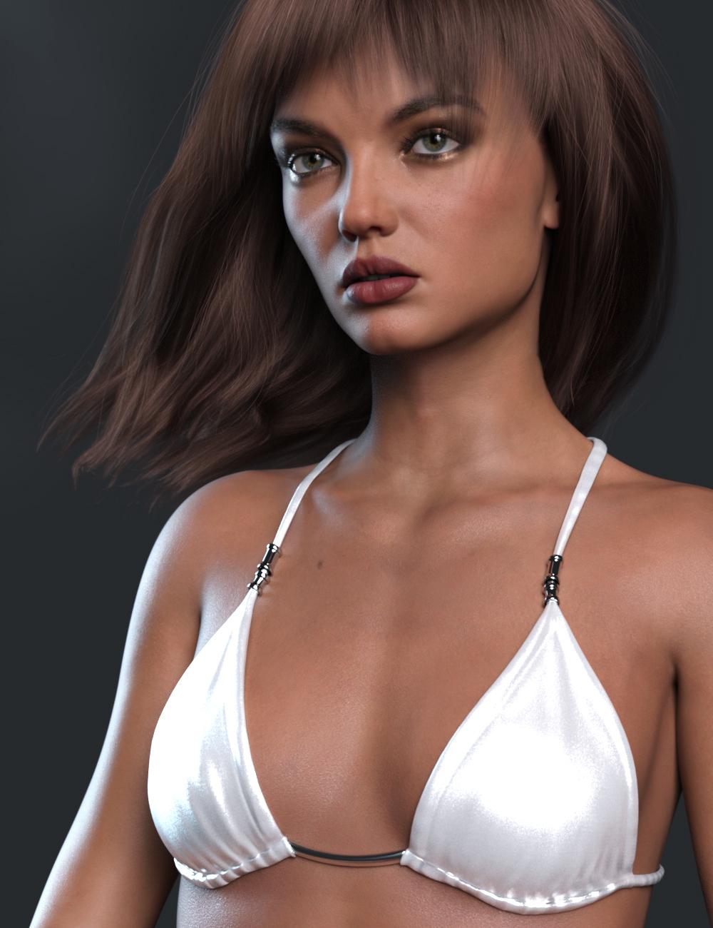 RY Inessa for Genesis 8.1 Female by: Raiya, 3D Models by Daz 3D