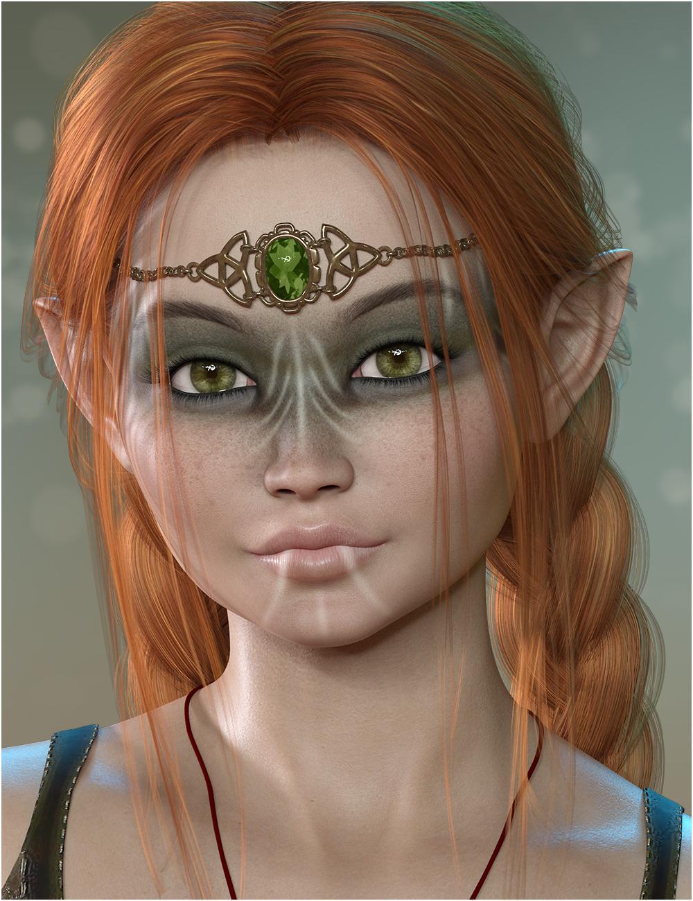 Dren for Genesis 8 Female by: OziChickhotlilme74, 3D Models by Daz 3D