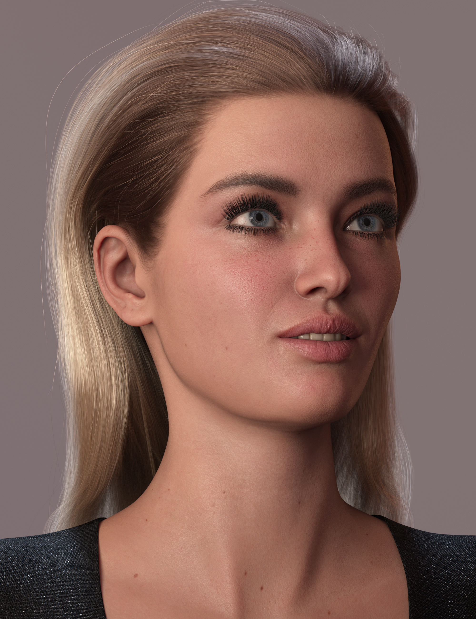 2021-04 Hair for Genesis 8 and 8.1 Females by: outoftouch, 3D Models by Daz 3D