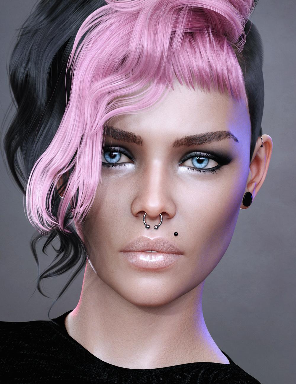 Emily HD for Genesis 8.1 Female by: Emrys, 3D Models by Daz 3D