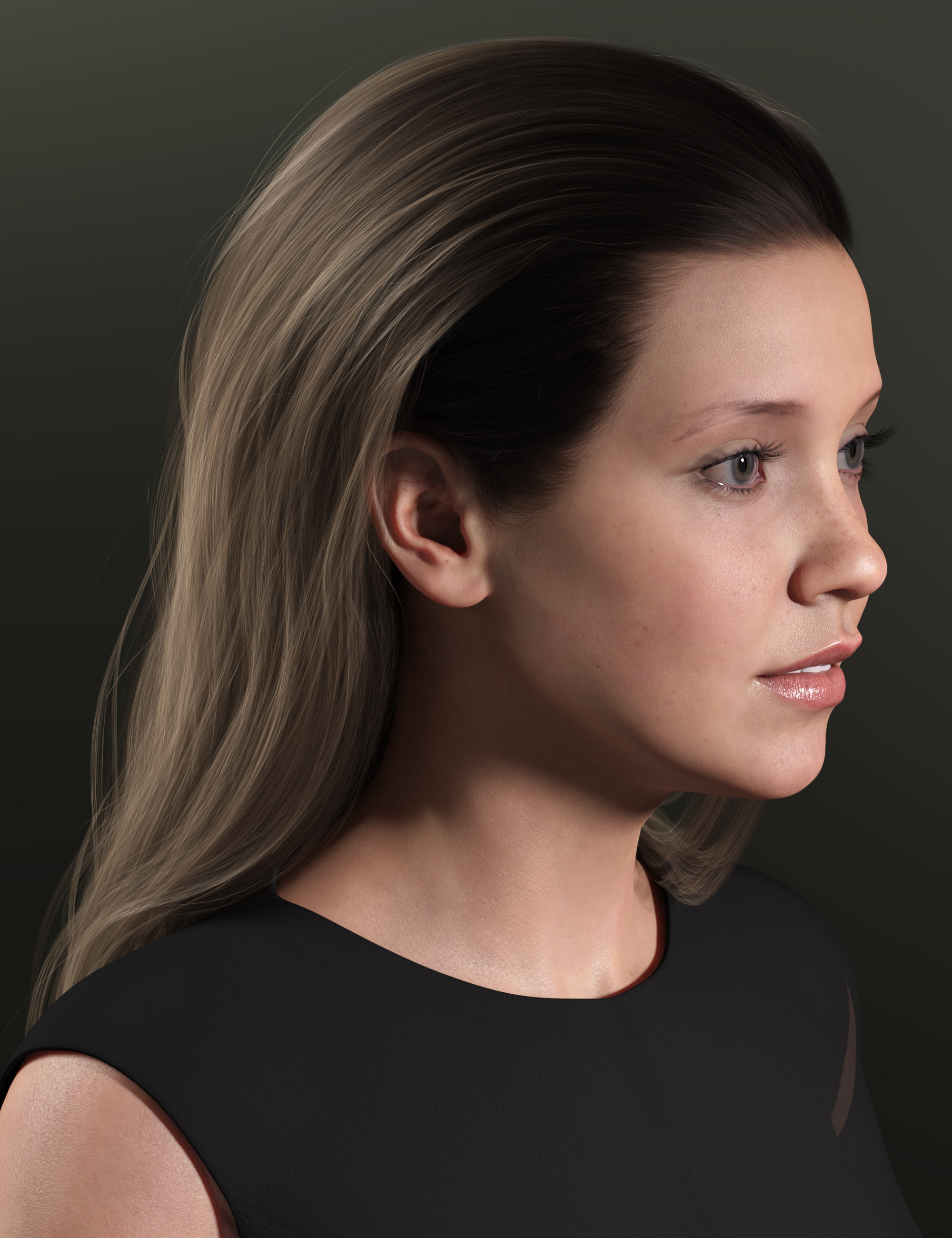 2021-04 Hair Texture Expansion by: outoftouch, 3D Models by Daz 3D