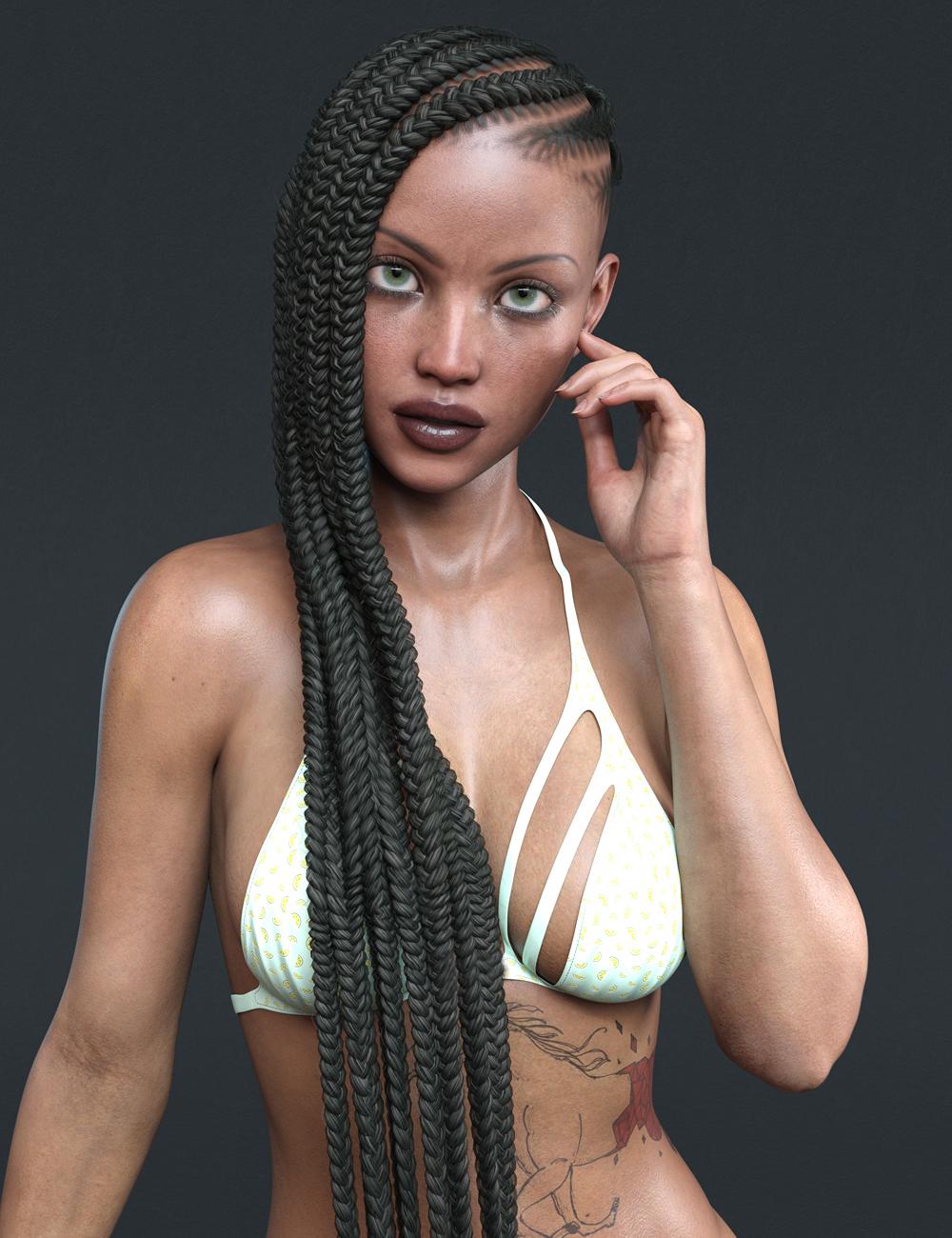 MR Jasmine for Genesis 8.1 Female by: Marcius, 3D Models by Daz 3D