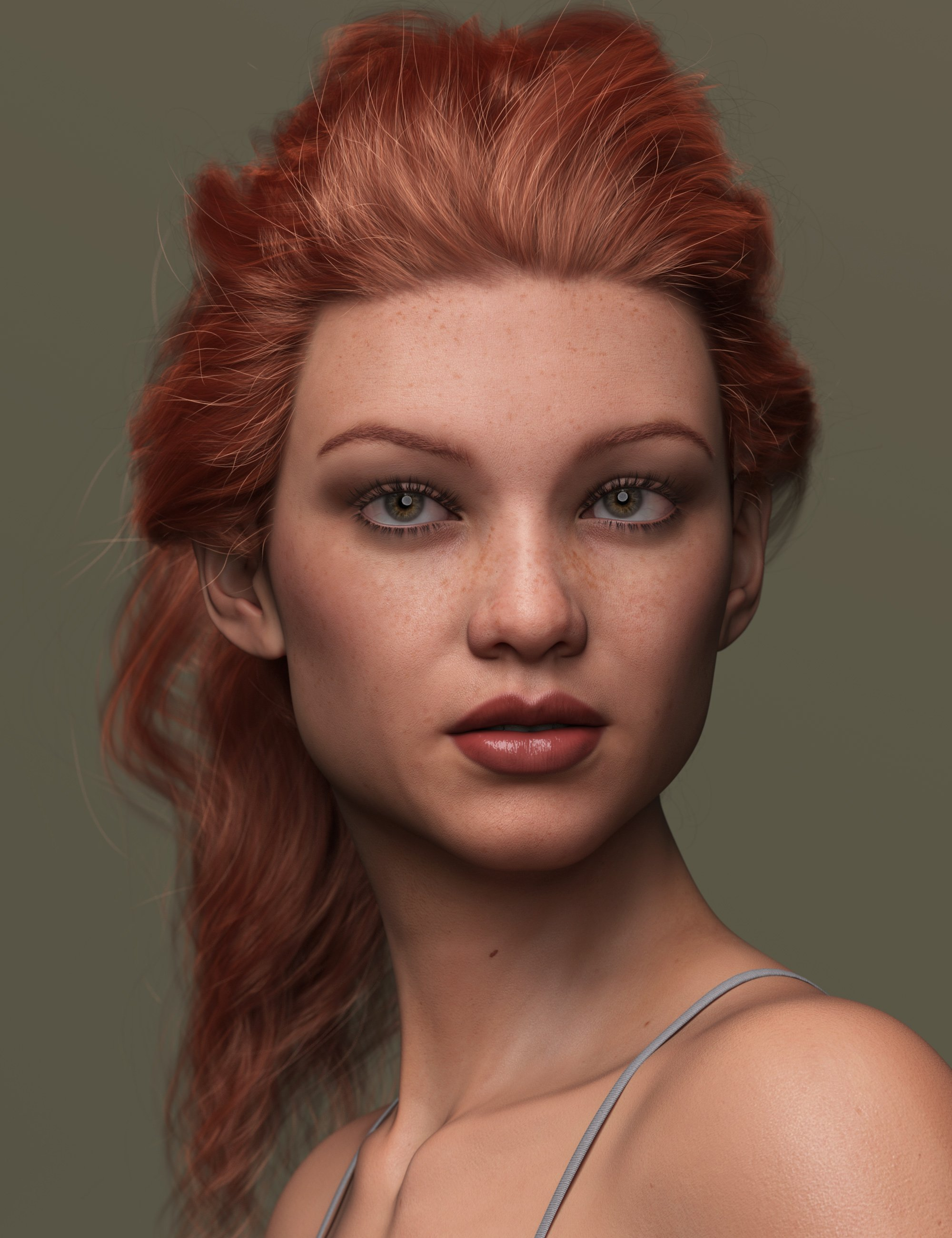 2021-07 Hair for Genesis 8 and 8.1 Females by: outoftouch, 3D Models by Daz 3D