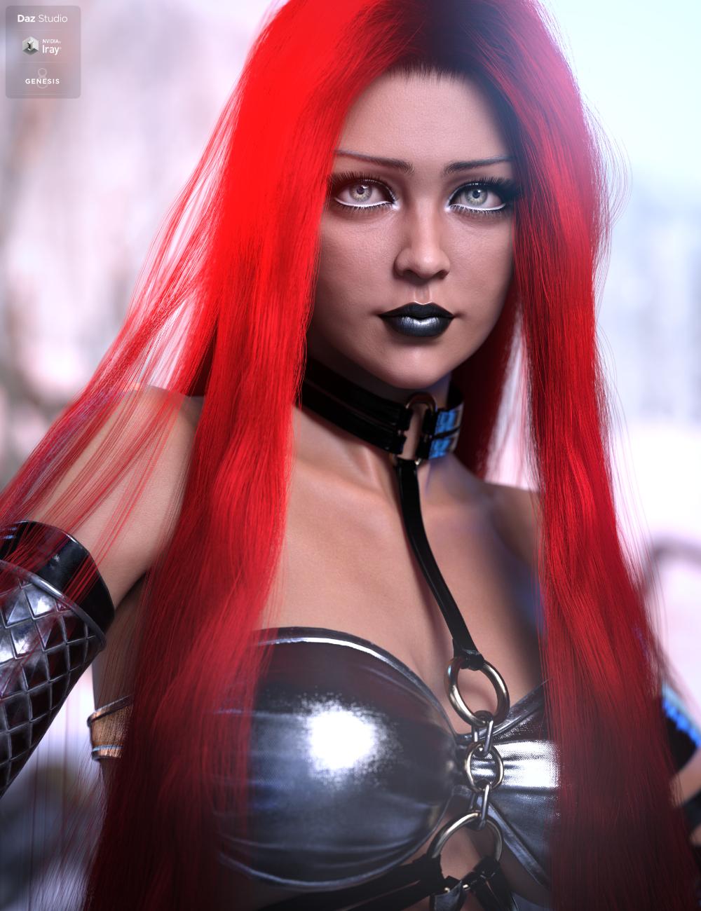 Belkah HD for Genesis 8.1 Female by: HM, 3D Models by Daz 3D