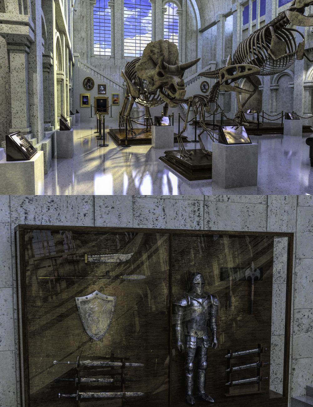 FG Museum by: Fugazi1968, 3D Models by Daz 3D