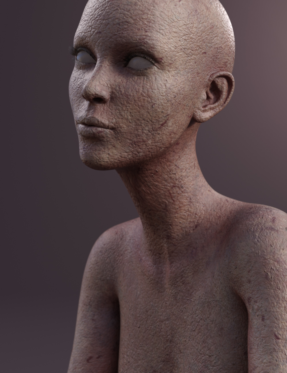 Merchant Resource: Unholy Skin for Genesis 8.1 Female by: SadeMoonscape Graphics, 3D Models by Daz 3D