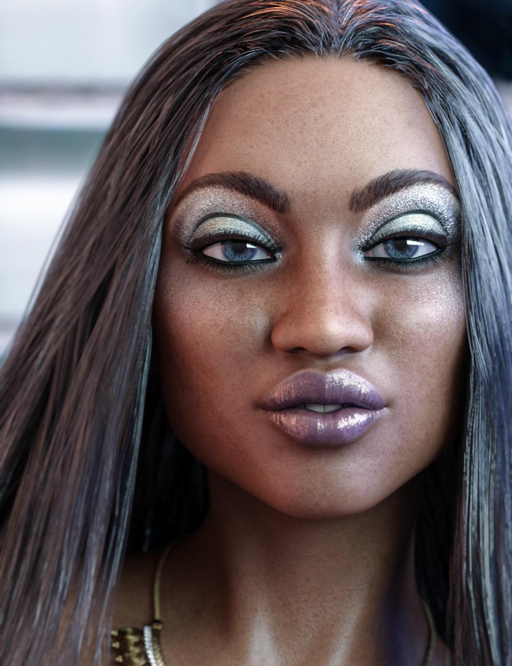 Suzi HD For Genesis 8.1 Female by: Colm Jackson, 3D Models by Daz 3D