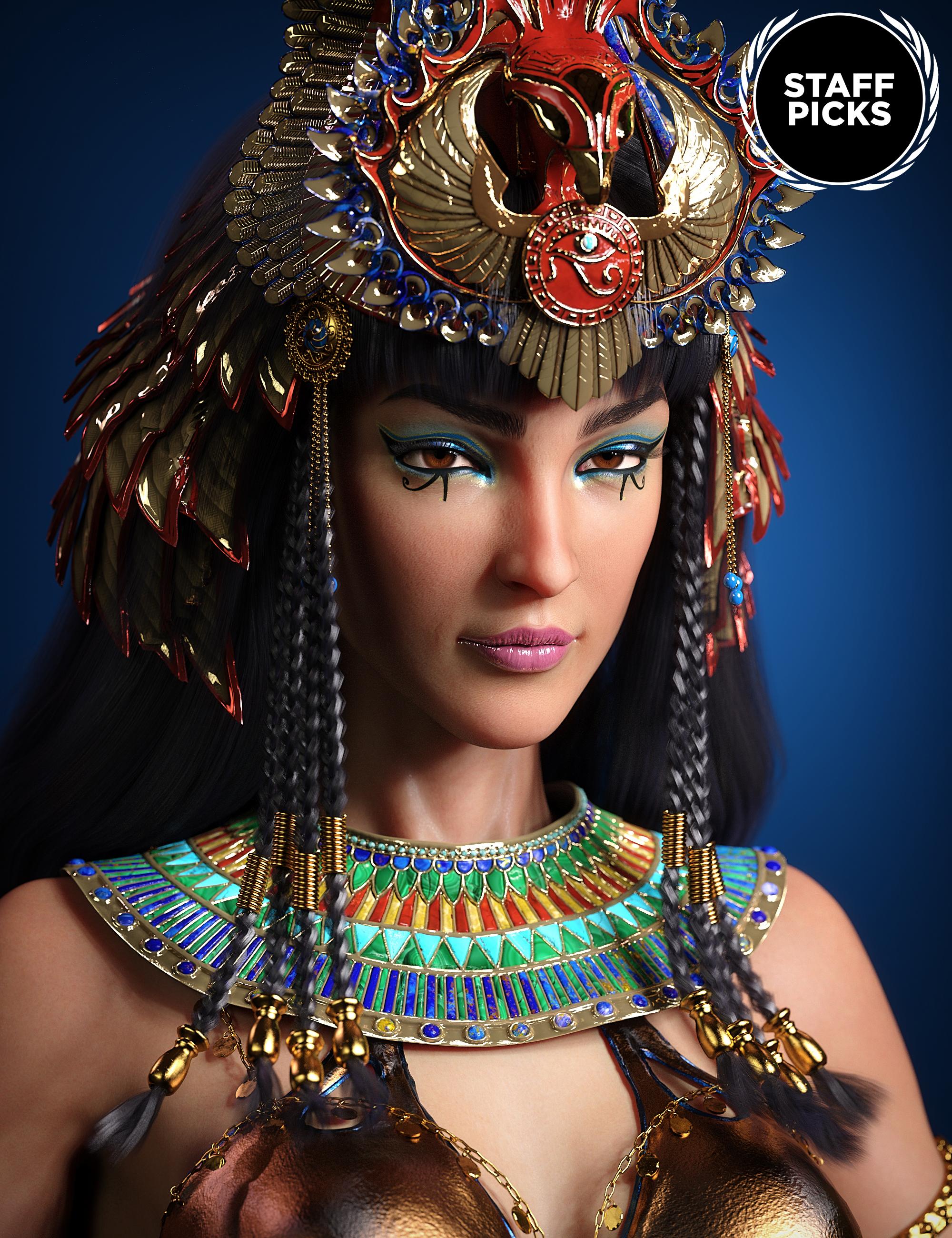 Cleopatra 8.1 by: , 3D Models by Daz 3D