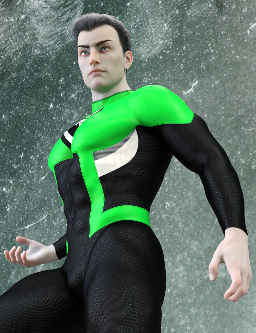 Jolnis The Space Diamond for Genesis 8.1 Male by: Dax Avalange , 3D Models by Daz 3D