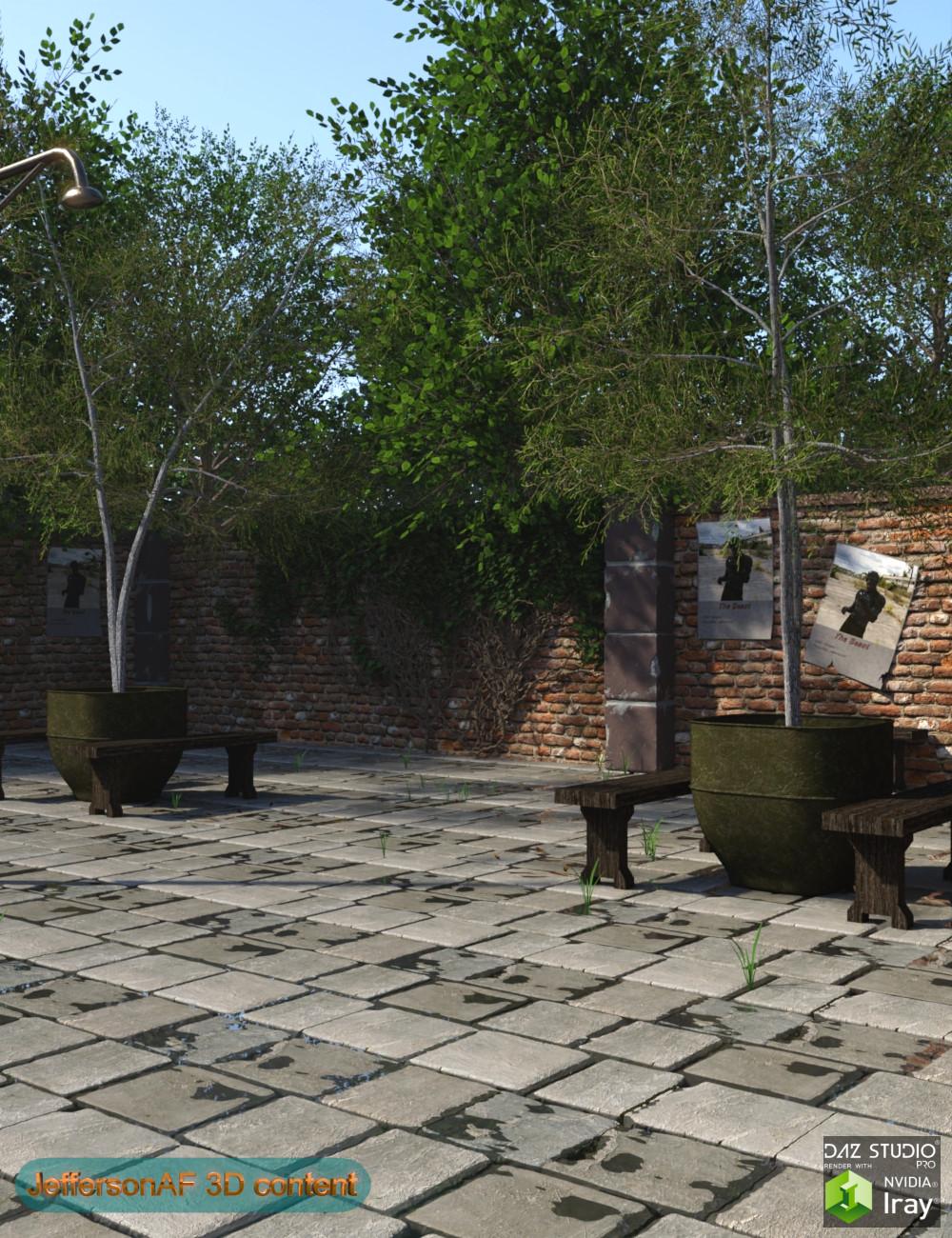 Rustic Place by: JeffersonAF, 3D Models by Daz 3D