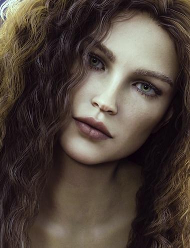 CB Eliza HD For Genesis 8 and 8.1 Female by: CynderBlue, 3D Models by Daz 3D