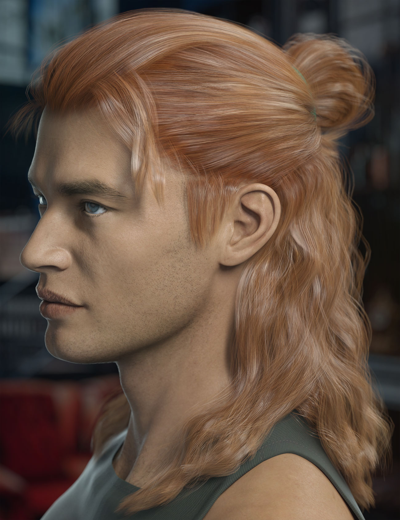 Briggs Hair for Genesis 8 Male and Females by: AprilYSH, 3D Models by Daz 3D