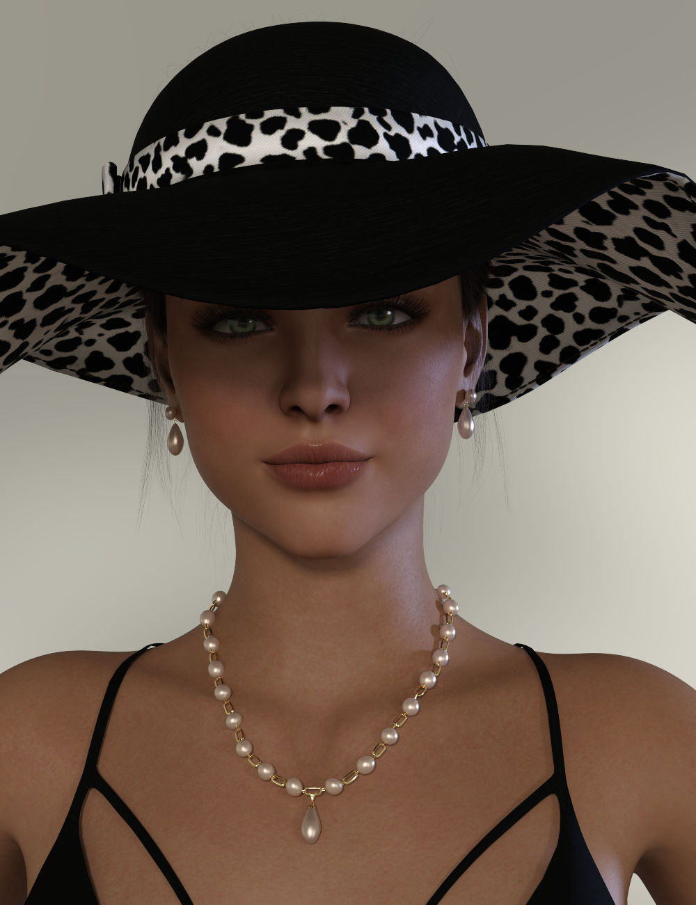 Pearls, Pearls, Pearls for Genesis 8 and 8.1 Females by: WildDesigns, 3D Models by Daz 3D