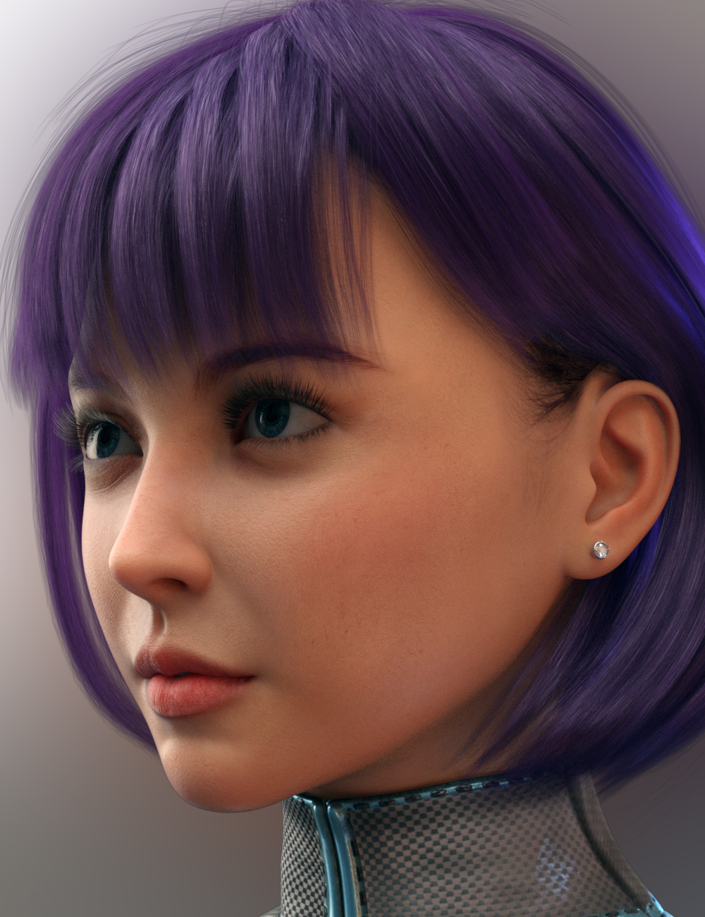 Vo Athena for Genesis 8.1 Female by: VOOTW, 3D Models by Daz 3D