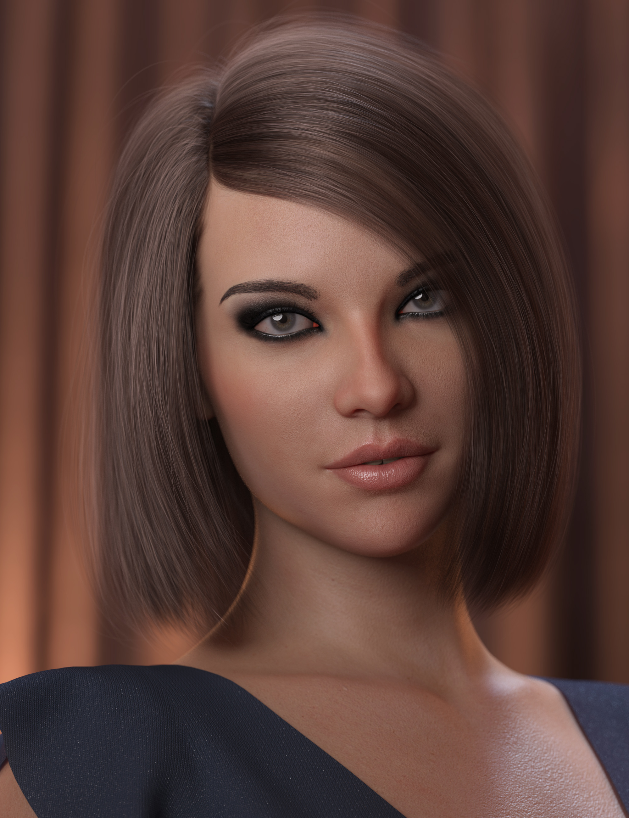 2021 08 HAIR FOR GENESIS 8 AND 8.1 FEMALES