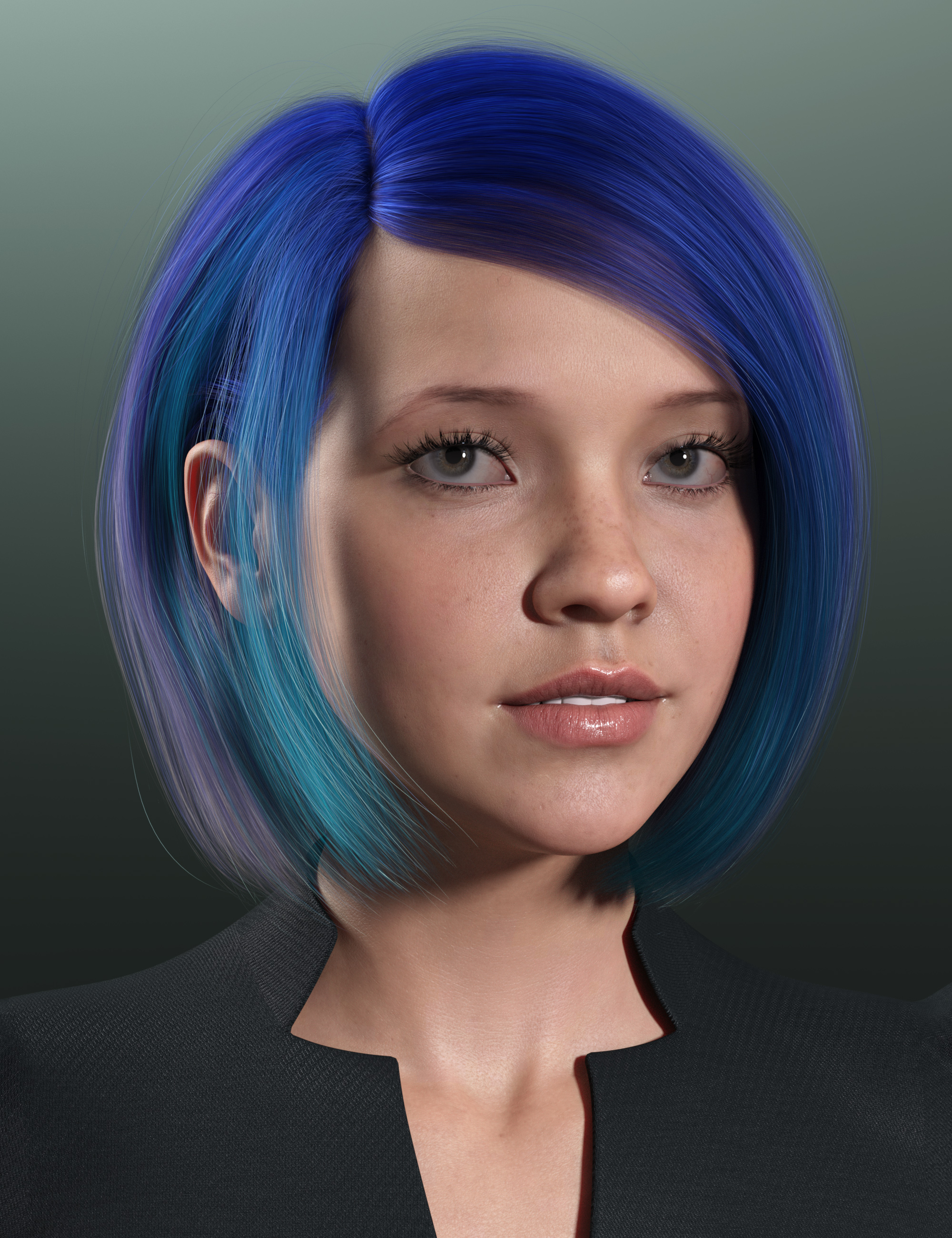 2021-08 Hair Texture Expansion by: outoftouch, 3D Models by Daz 3D