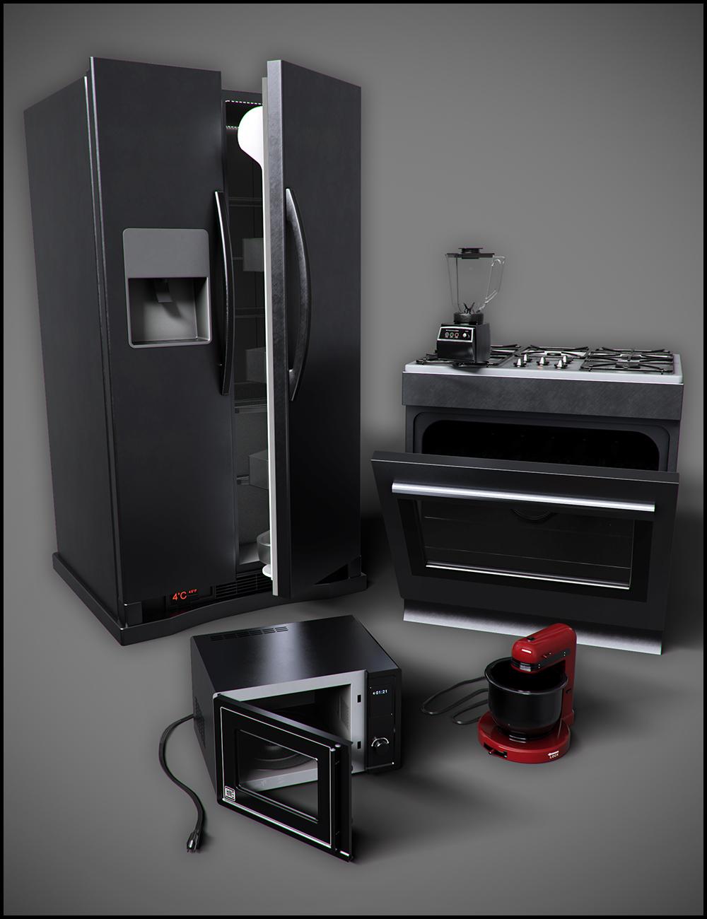 Misc. Kitchen Appliances