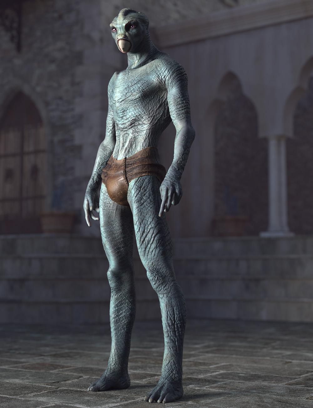 Lorgent HD for Genesis 8.1 Male by: Oso3D, 3D Models by Daz 3D