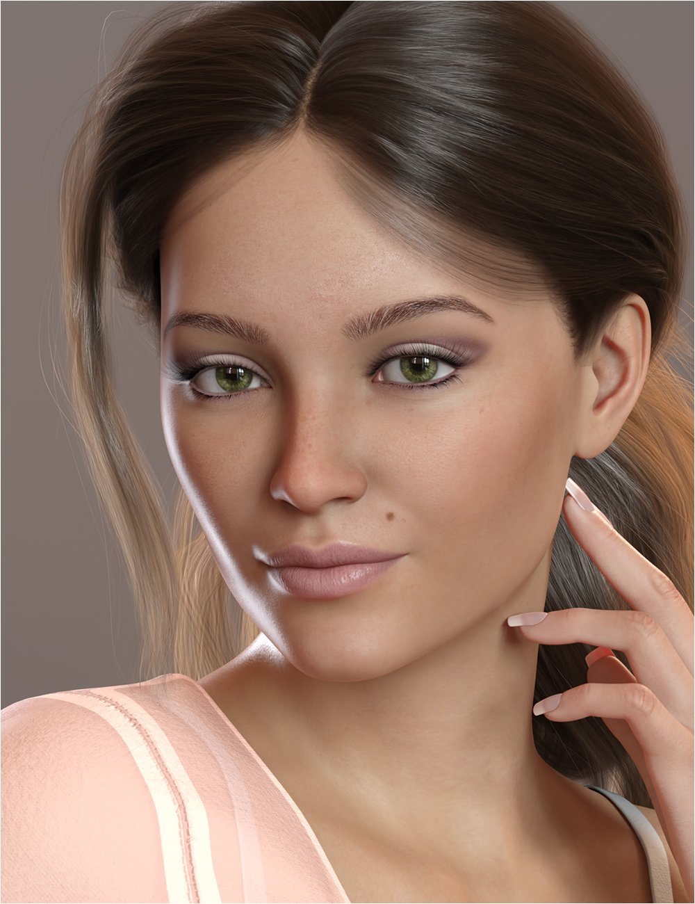 Tahnee for Genesis 8.1 Female by: OziChick, 3D Models by Daz 3D