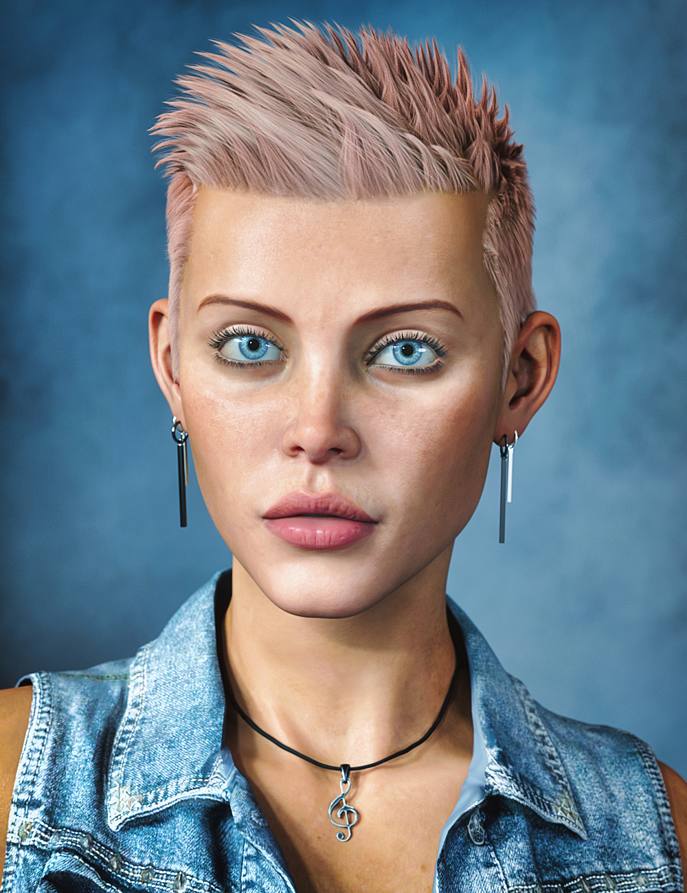 Kathleen HD for Genesis 8.1 Female by: Kooki99, 3D Models by Daz 3D