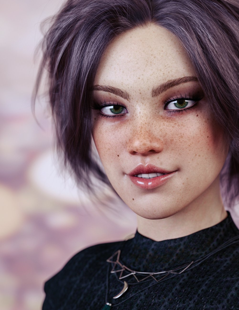 Jessa HD for Genesis 8 and 8.1 Female by: Colm Jackson, 3D Models by Daz 3D