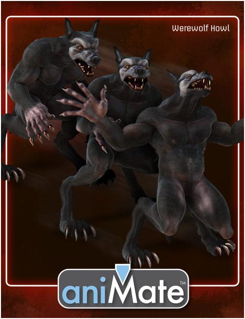 aniMate Monster Pack Sampler by: GoFigure, 3D Models by Daz 3D