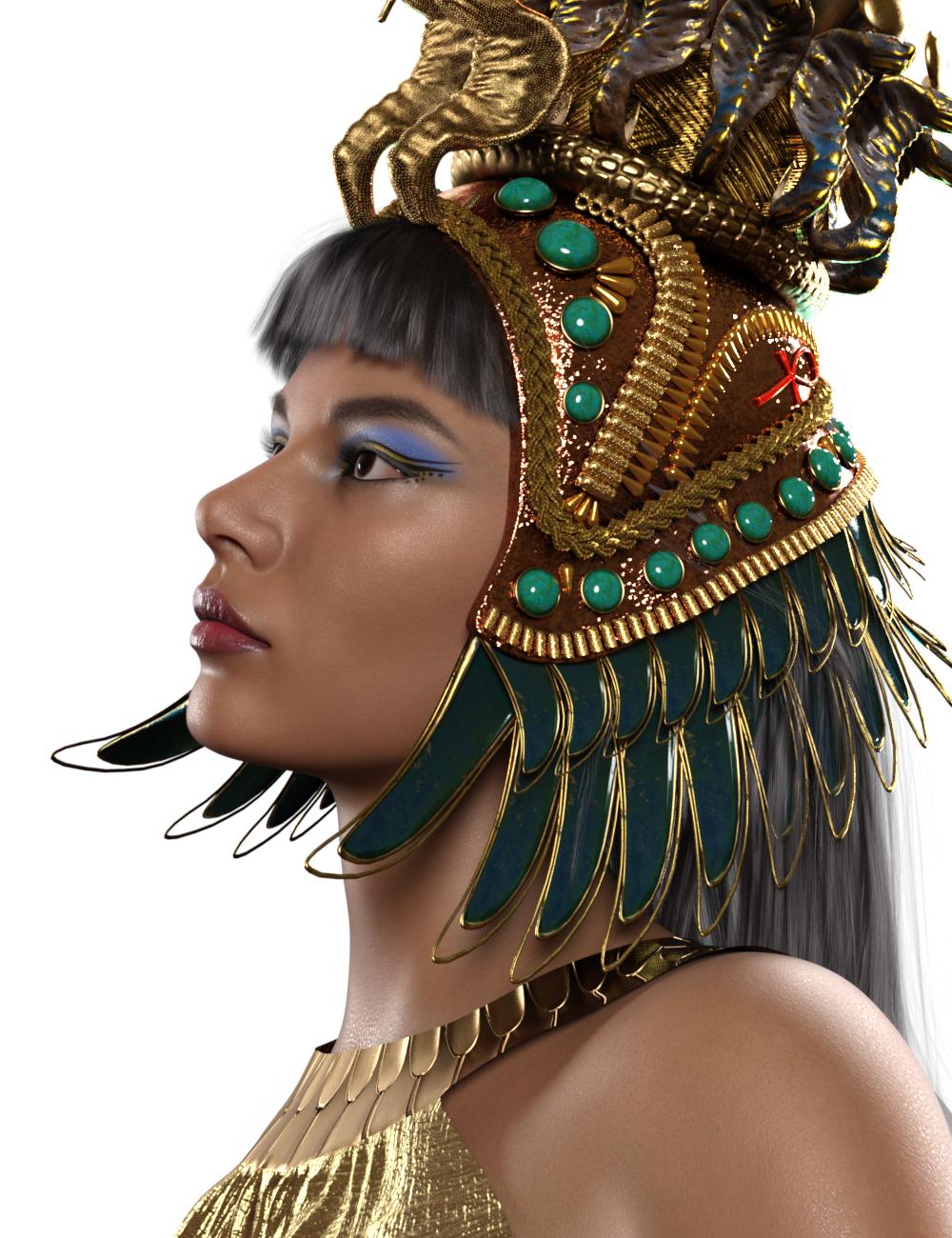 Nefeli HD for Genesis 8.1 Female by: Mousso, 3D Models by Daz 3D