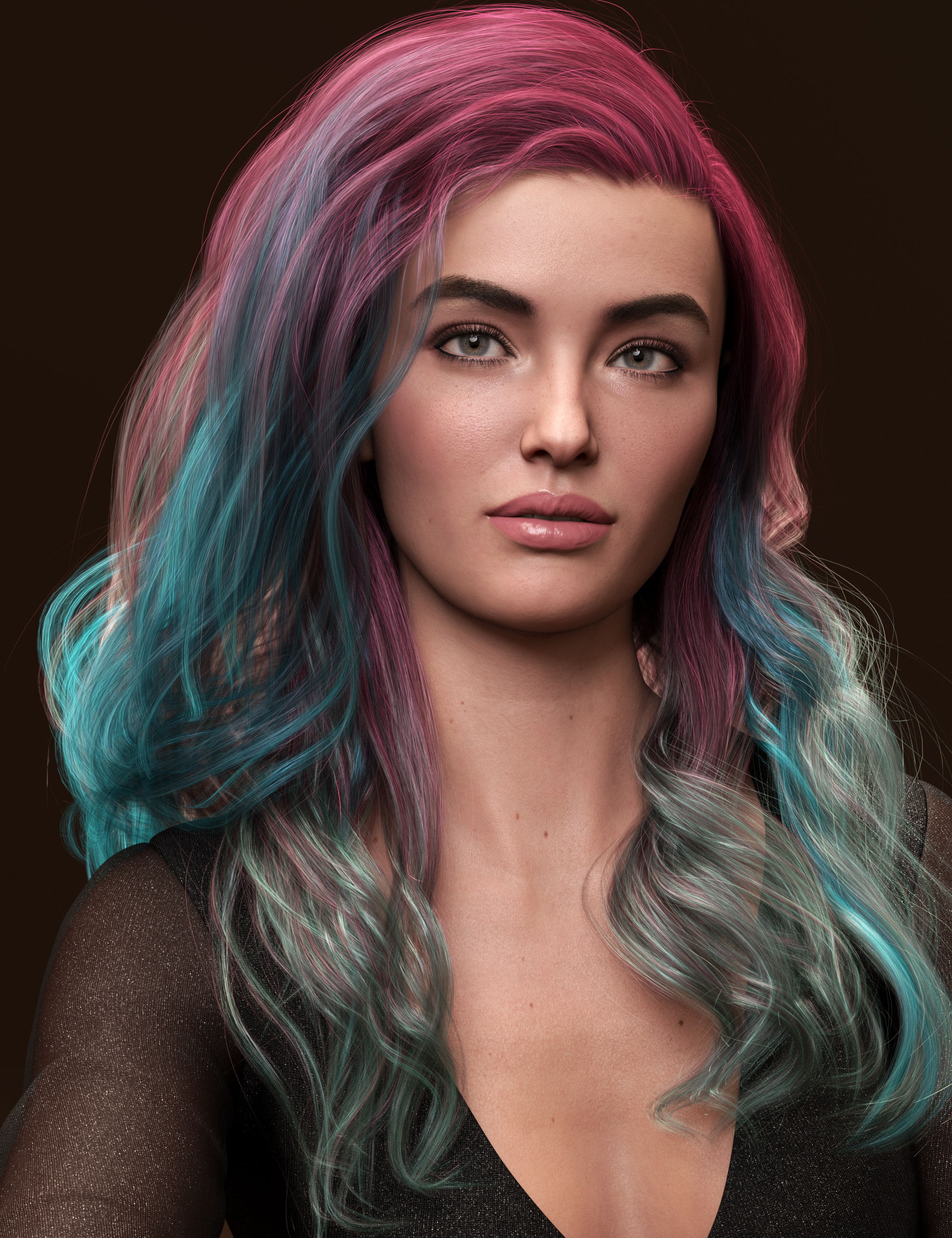 2021-09 Hair Texture Expansion by: outoftouch, 3D Models by Daz 3D
