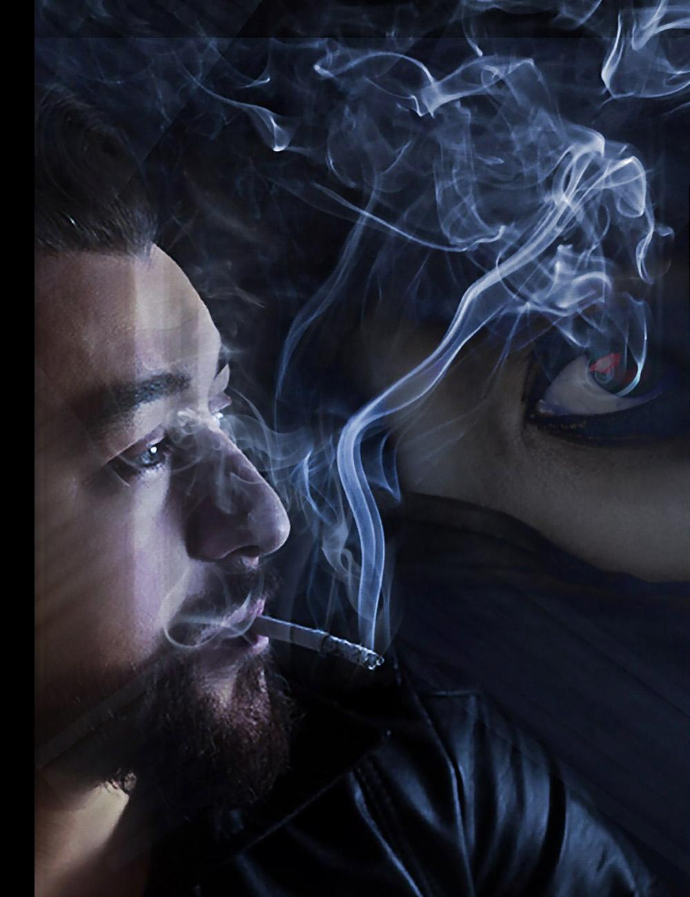 Real Smoke by: RajRaja, 3D Models by Daz 3D