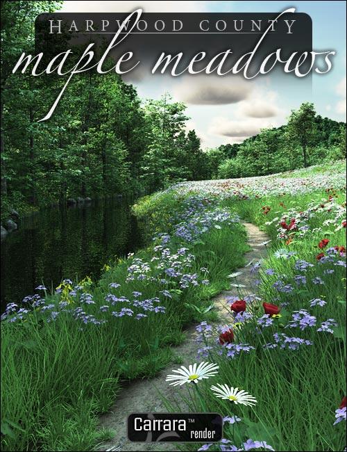 Maple Meadows by: HowieFarkes, 3D Models by Daz 3D