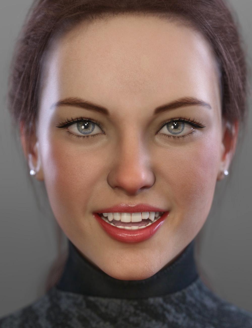 Ciel for Genesis 8 Female by: Cherubit, 3D Models by Daz 3D