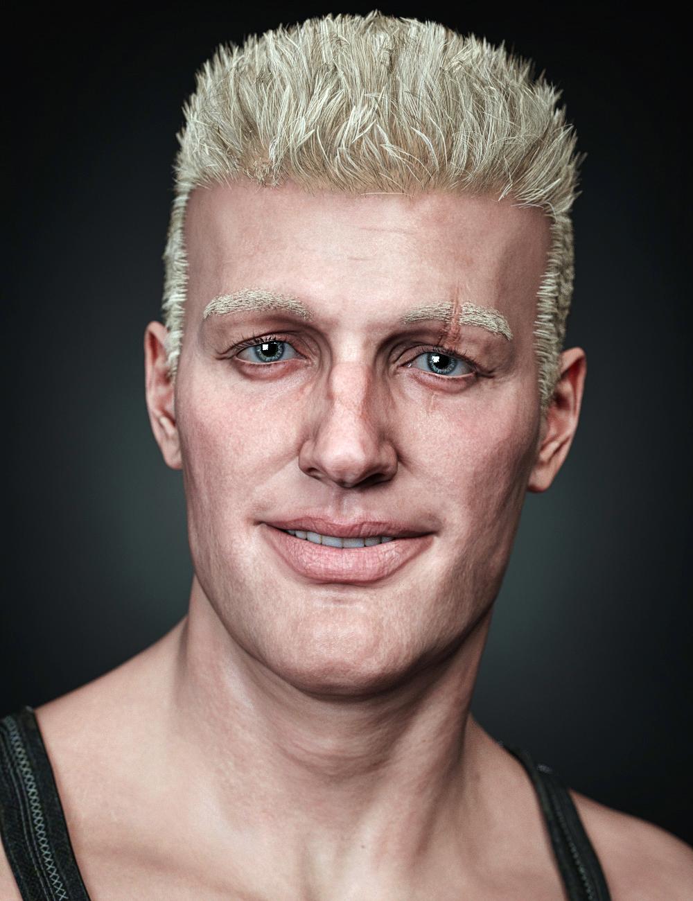 Joachim HD for Genesis 8.1 Male by: Kooki99, 3D Models by Daz 3D