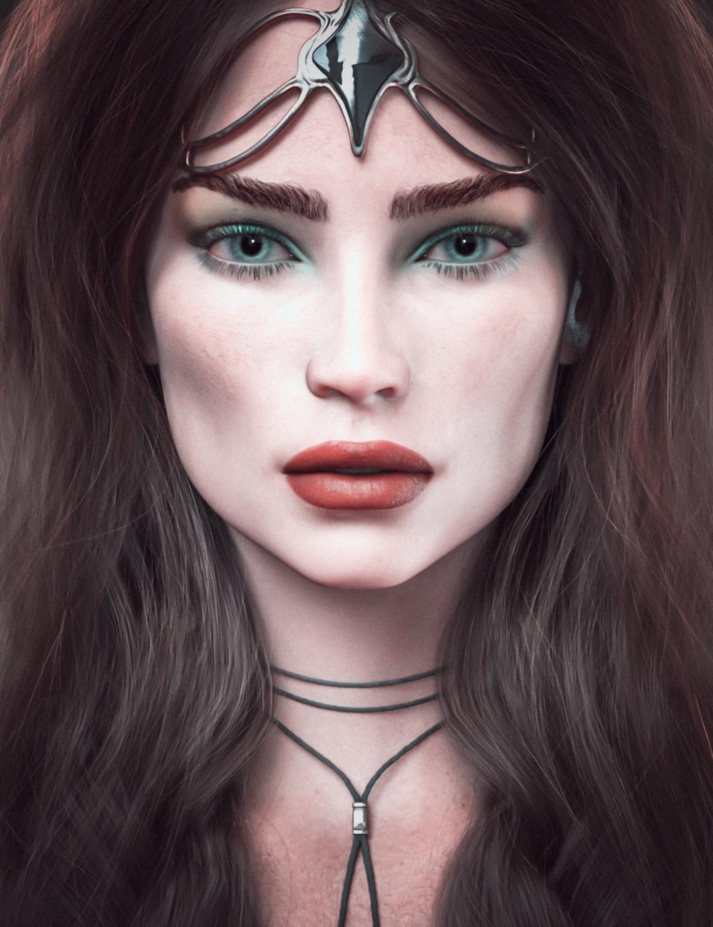 CB Katya HD For Genesis 8.1 Female by: CynderBlue, 3D Models by Daz 3D