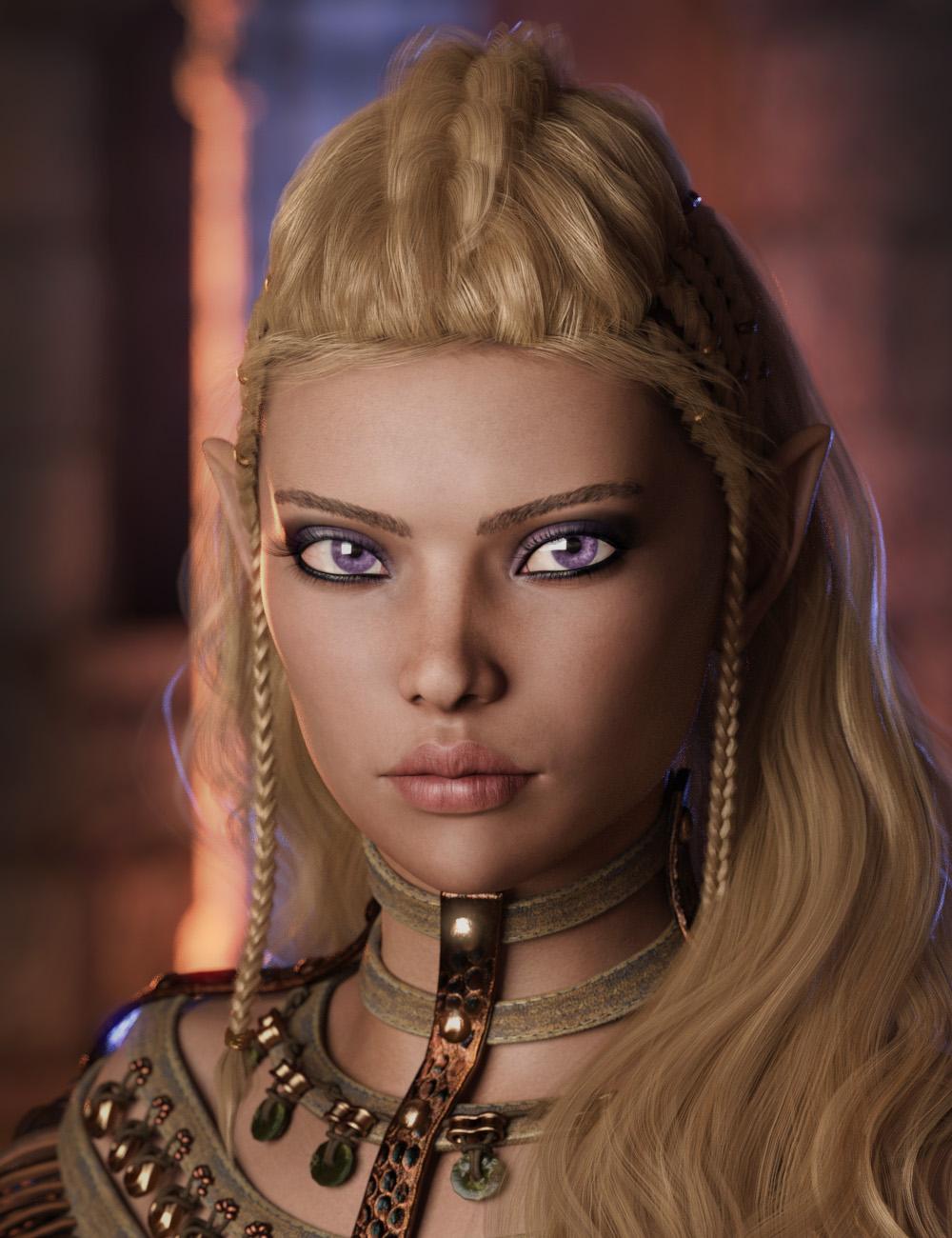 Esperenza HD For Genesis 8 Female by: Vex, 3D Models by Daz 3D
