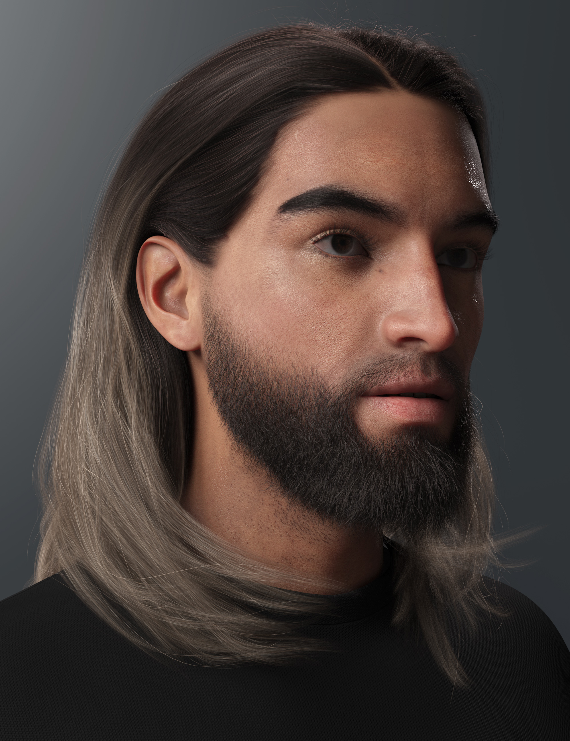 2021-12 Hair Texture Expansion by: outoftouch, 3D Models by Daz 3D
