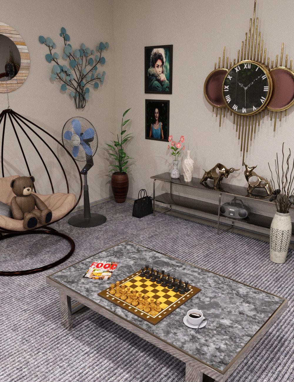 FG Home Filler by: Fugazi1968Ironman, 3D Models by Daz 3D