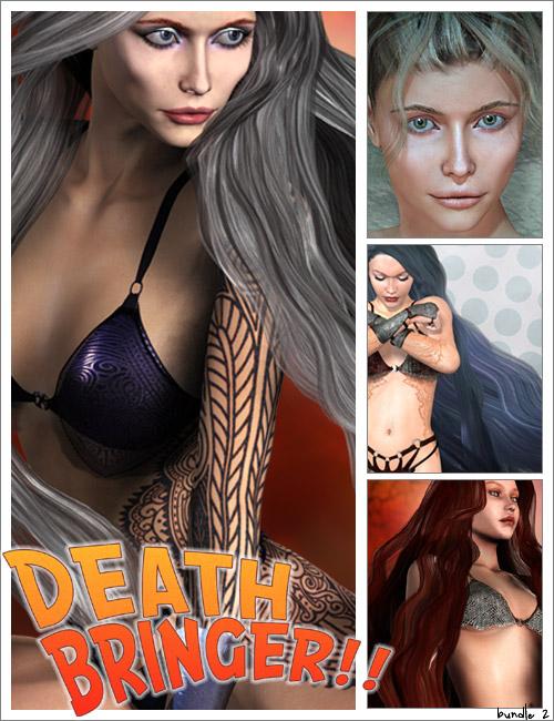 Death Bringer  Bundle 2 by: AprilYSHSkyewolfsurreality, 3D Models by Daz 3D