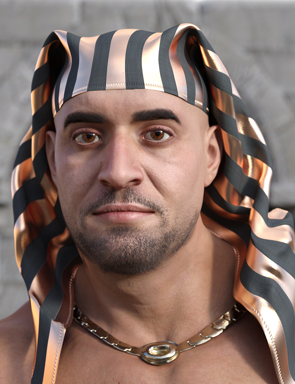 Faust HD for Genesis 8.1 Male and for Mick by: Vyusur, 3D Models by Daz 3D