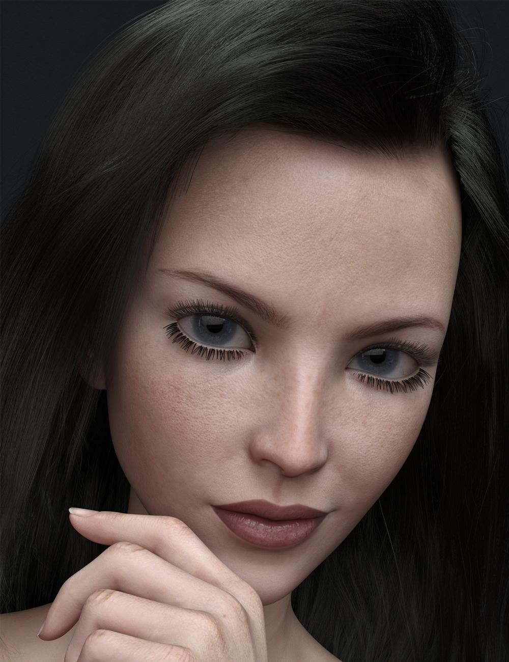 MR Danny for Genesis 8.1 Female by: Marcius, 3D Models by Daz 3D