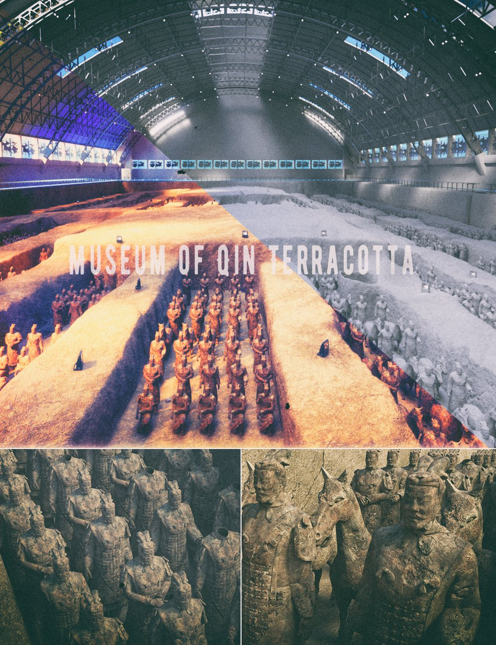 KuJ Museum of Qin Terracotta by: Dorothy, 3D Models by Daz 3D