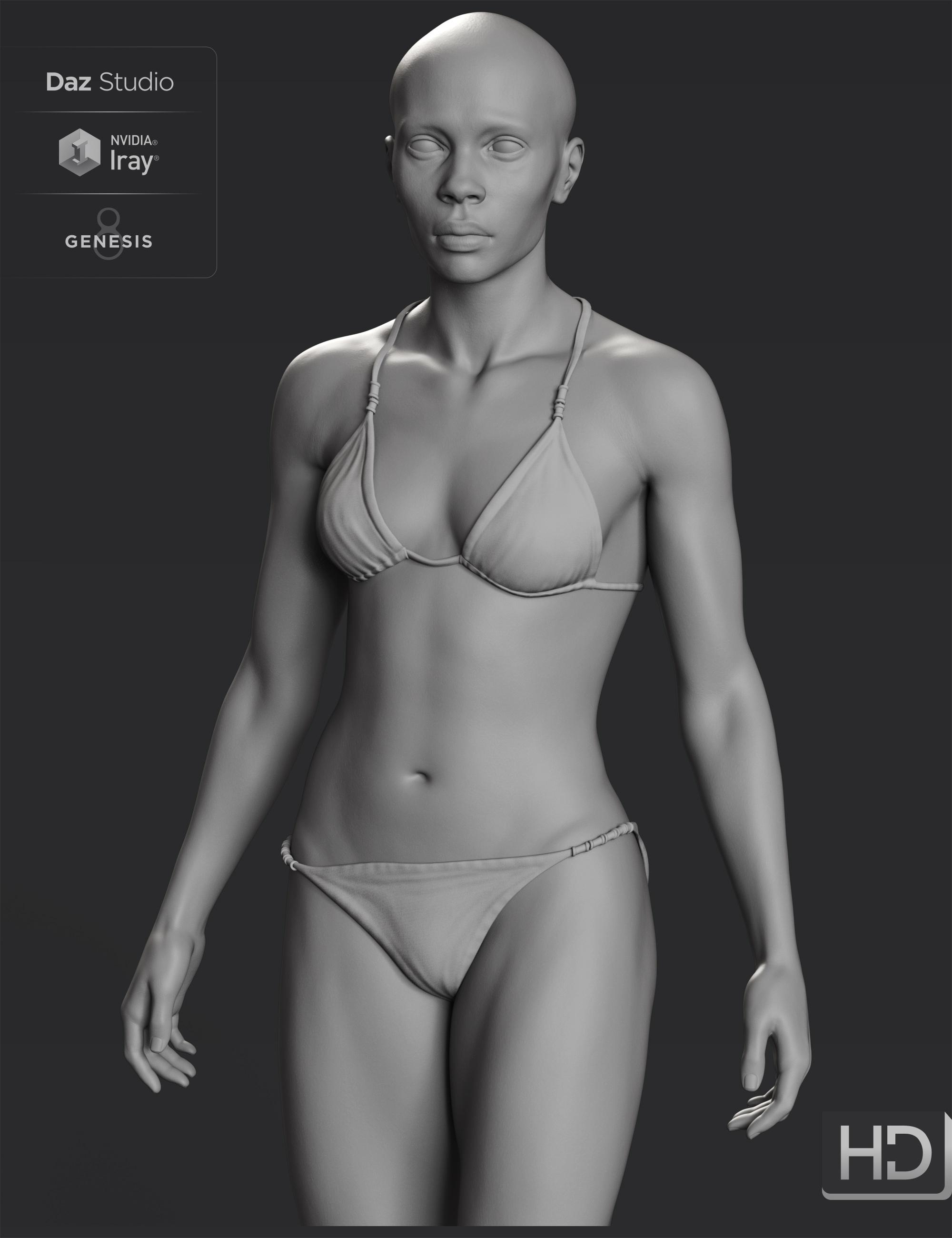 Jinx Jones 8.1 HD Add-On by: , 3D Models by Daz 3D