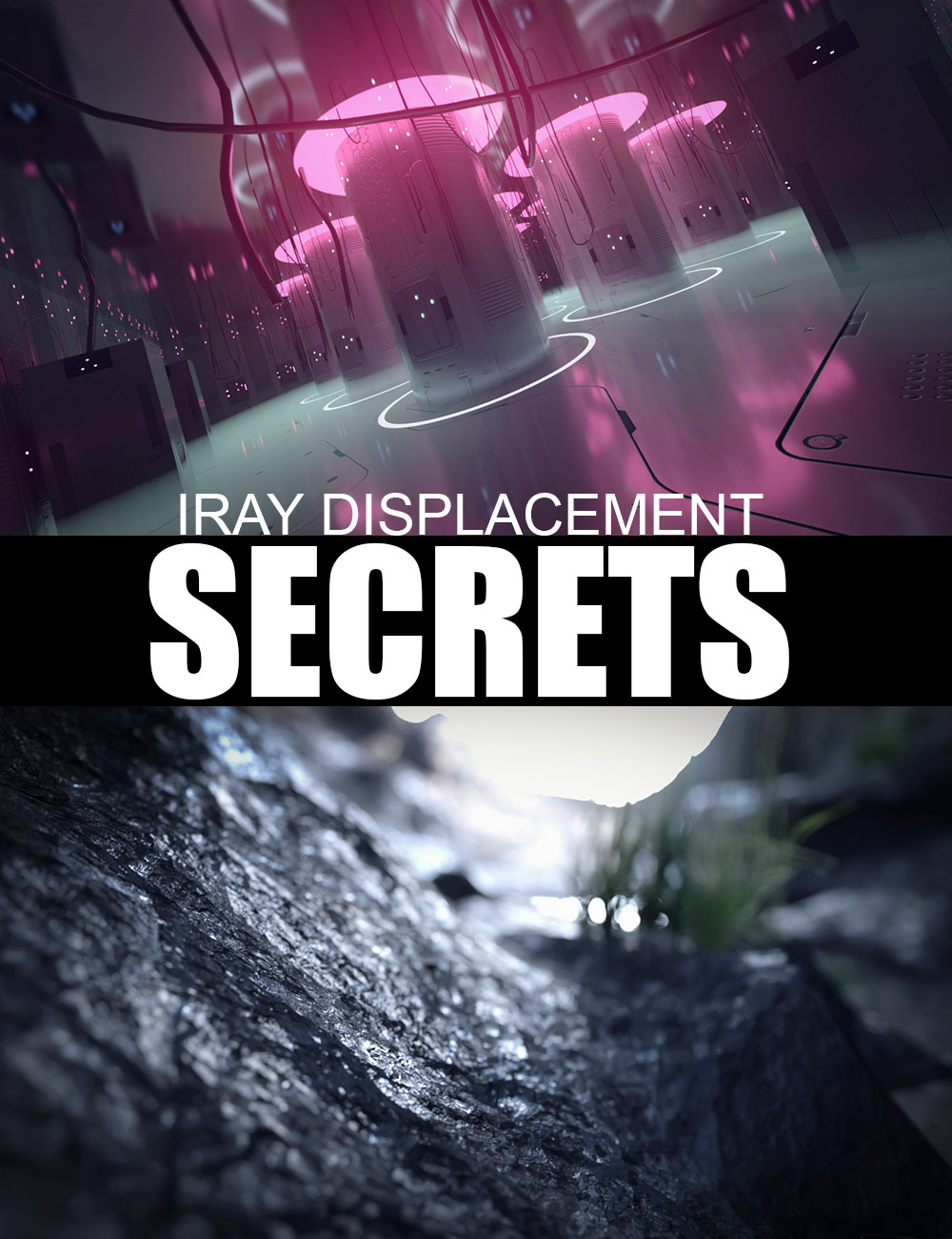 Iray Displacement Secrets - Video Tutorial by: Dreamlight, 3D Models by Daz 3D