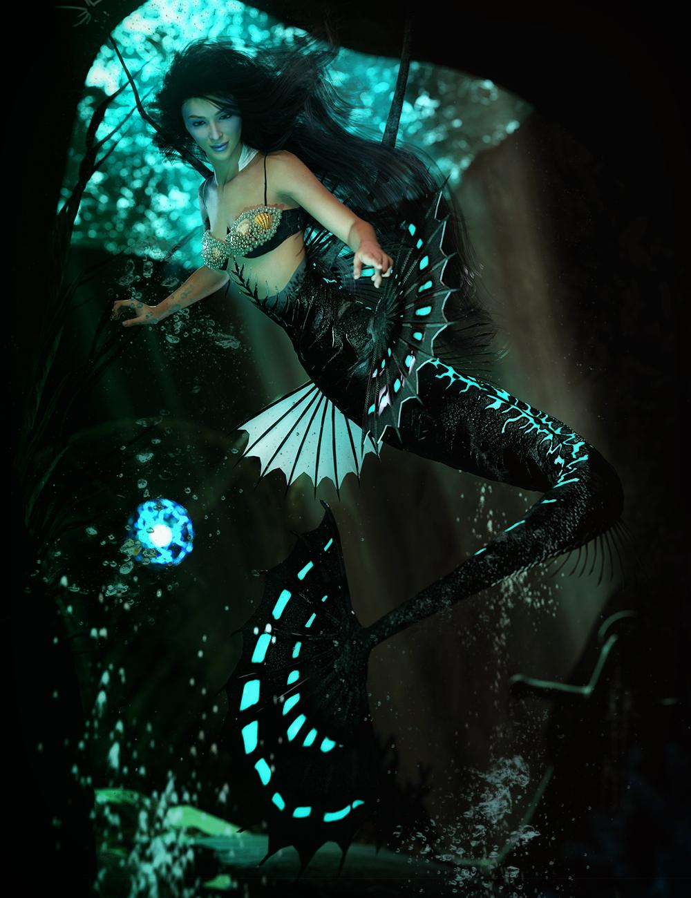Fulcia Mertail for Genesis 8.1 Female by: Arki, 3D Models by Daz 3D