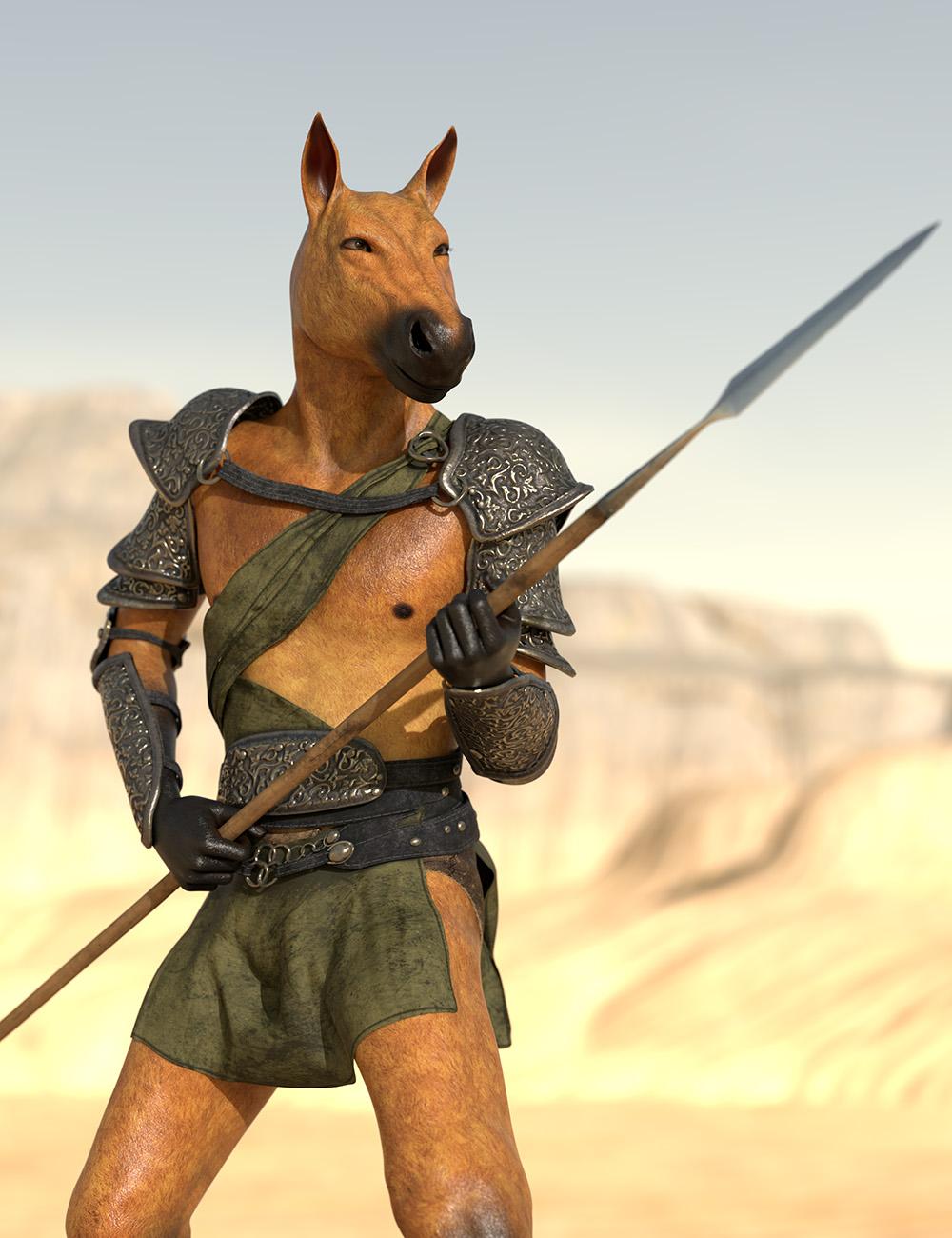 Oso Horseman HD for Genesis 8.1 Male by: Oso3D, 3D Models by Daz 3D