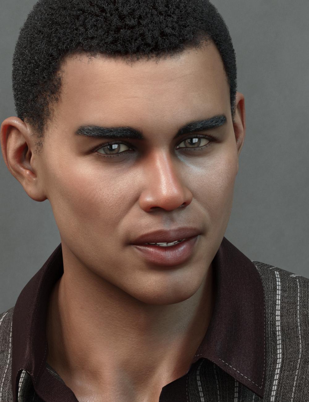 Bryson HD for Genesis 8.1 Male by: Emrys, 3D Models by Daz 3D