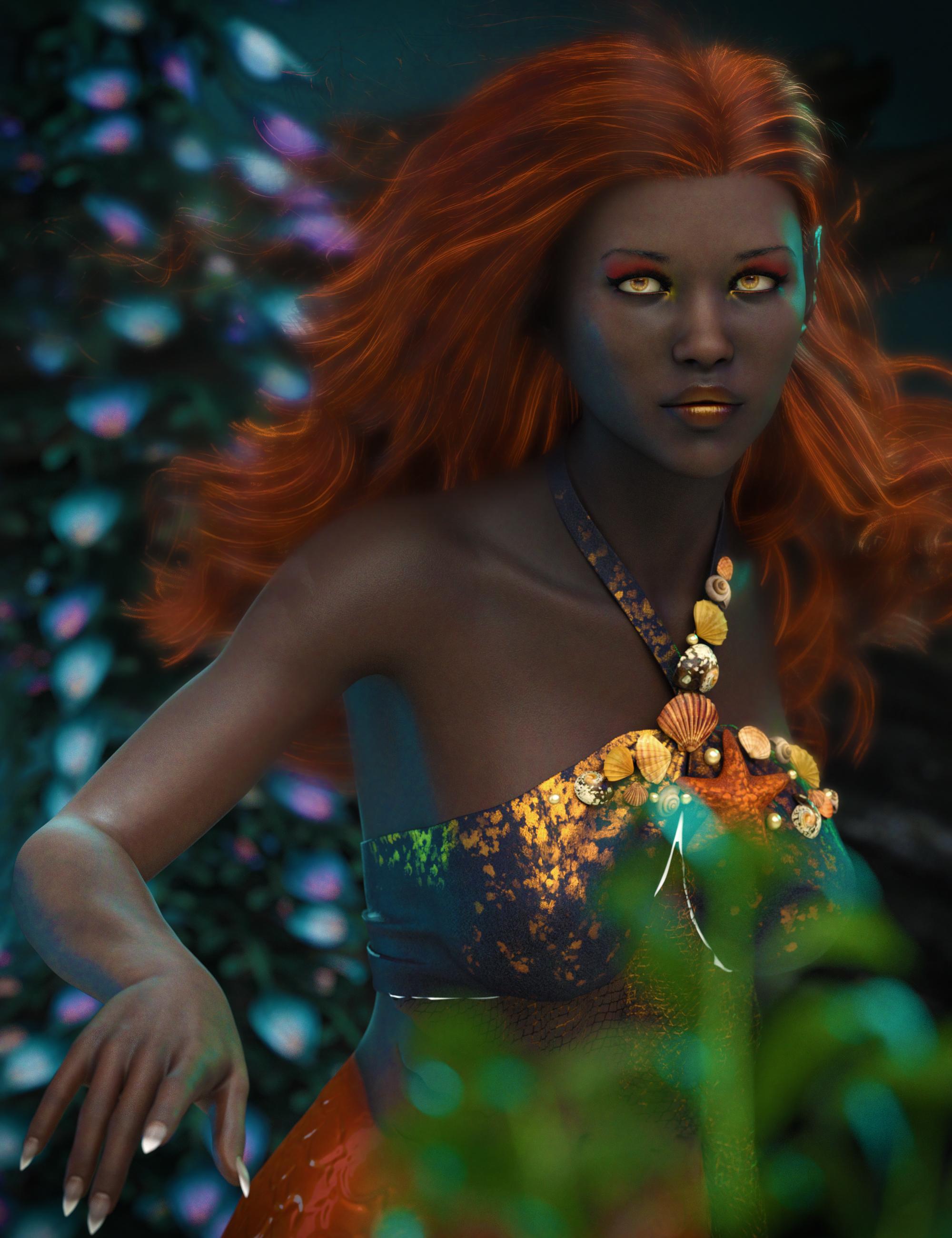 CC Amarine for Genesis 8.1 Female by: ChangelingChick, 3D Models by Daz 3D