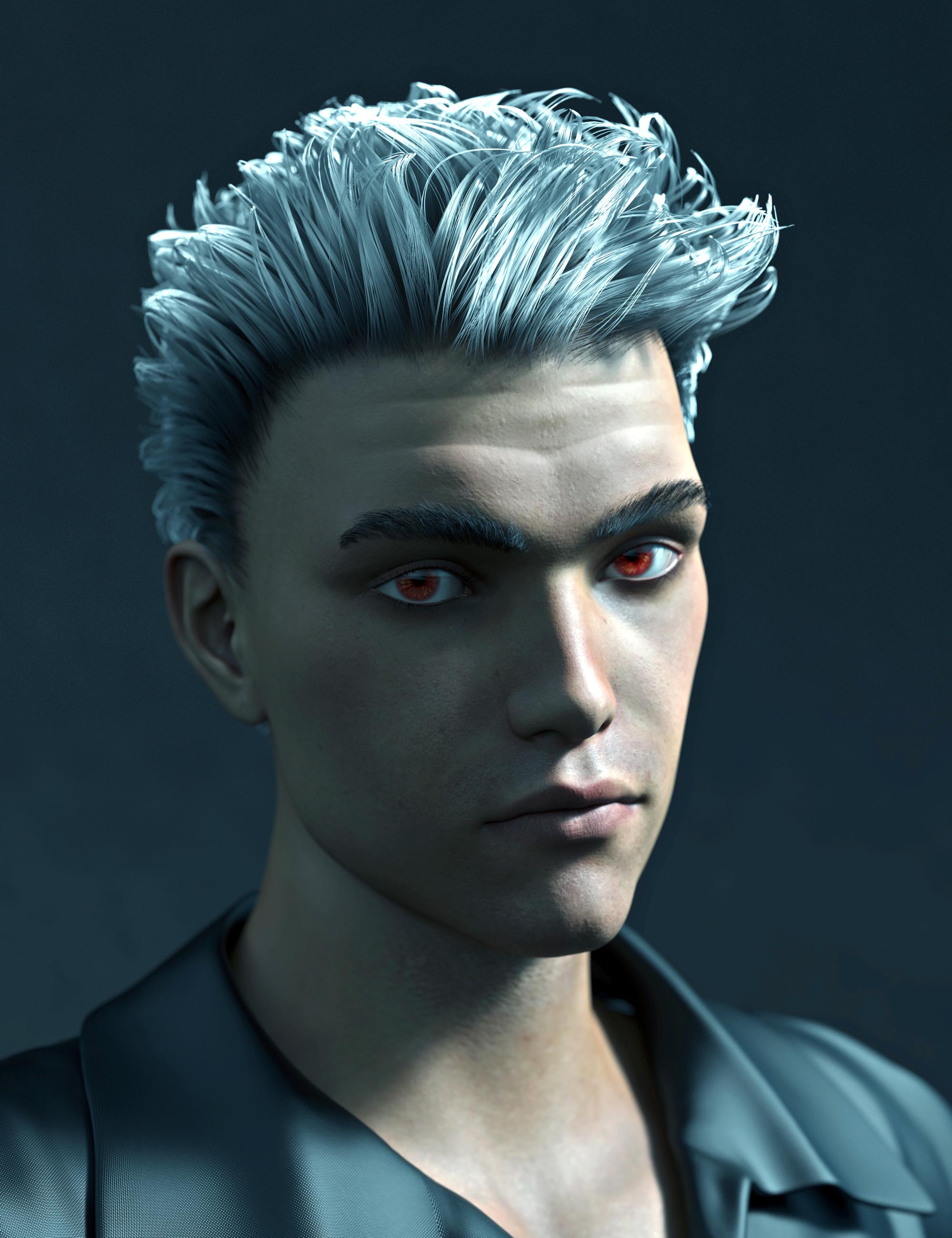 Wizen for Genesis 8 Male by: Vex, 3D Models by Daz 3D