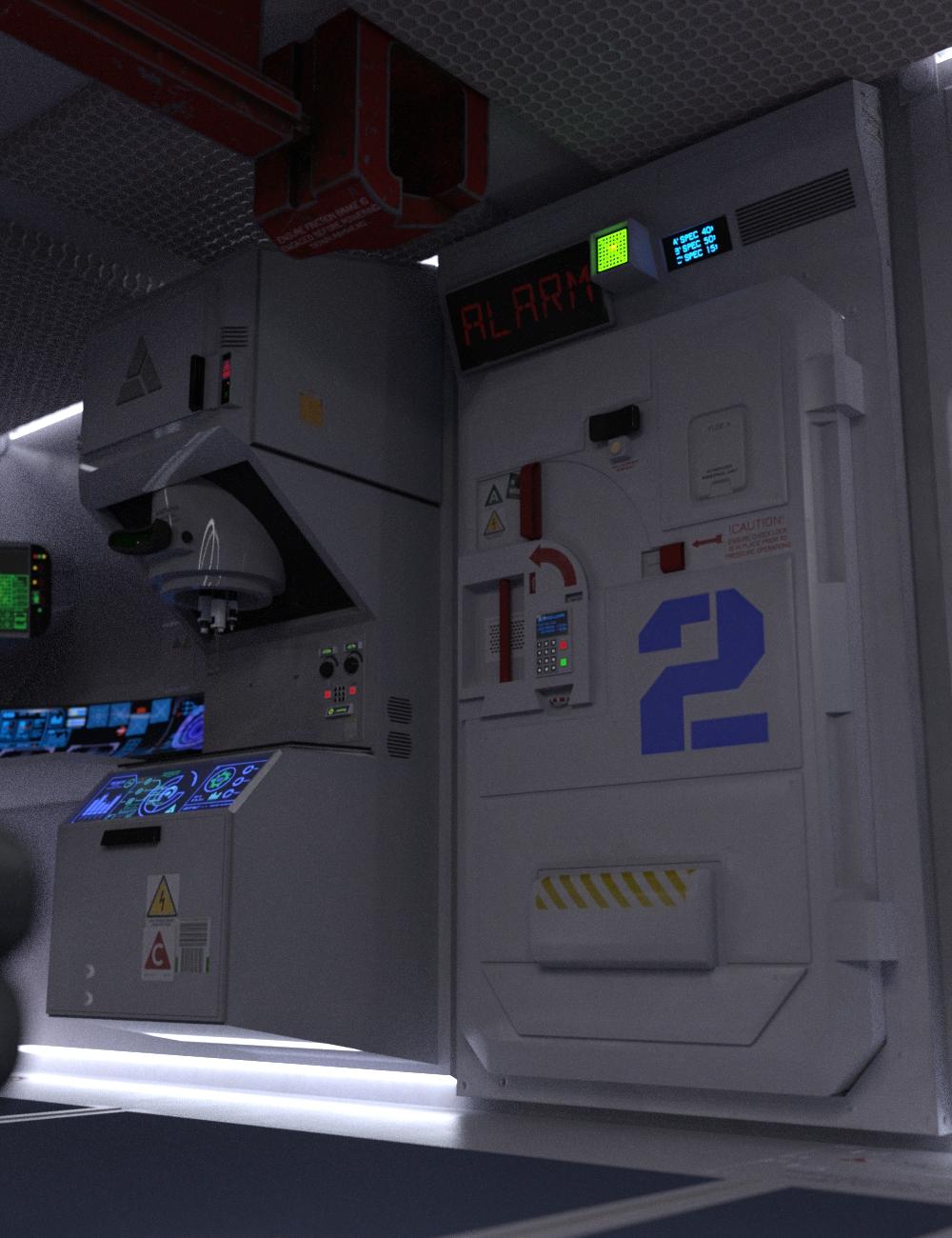 Artemis 13 HAB 2 by: nEO, 3D Models by Daz 3D