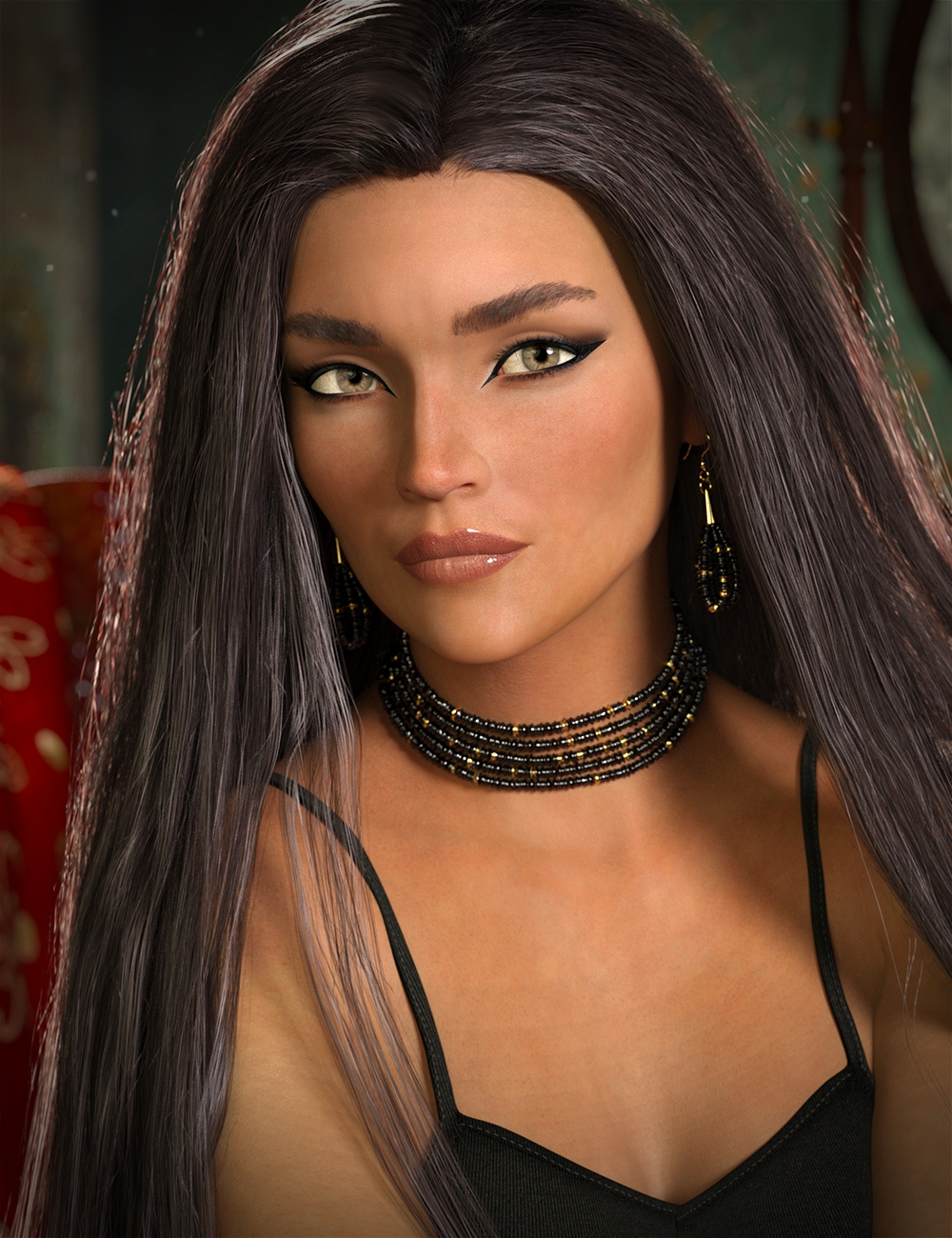 Arianna HD for Genesis 8 and 8.1 Female by: Lyoness, 3D Models by Daz 3D