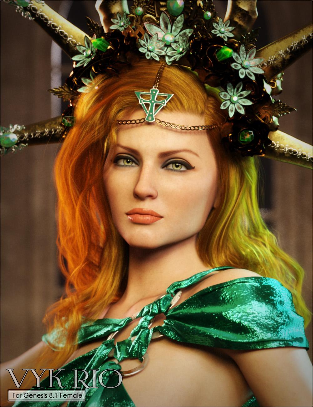 VYK Chelsea for Genesis 8.1 Female by: vyktohria, 3D Models by Daz 3D